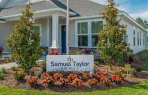 Samuel Taylor Best