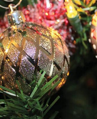 Christmas Tree Ornament Decoration Green