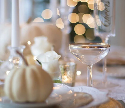 Holiday Table