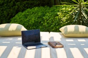 Laptop Vacation