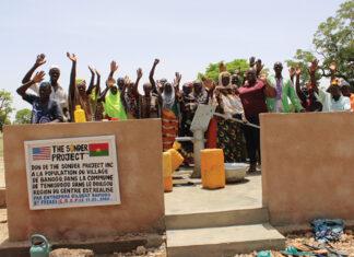 Sonder Banogo Well