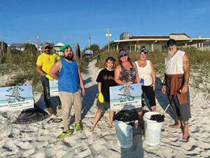 Pirates Beach Clean