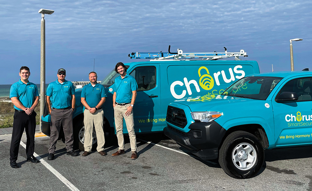 Chorus Pcb Team Photo April 2021