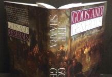 Gods And Generals Book