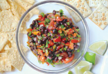The Best Mexican Caviar Dip