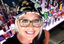 Bartender Candice