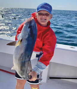 Fishing Mason Aj