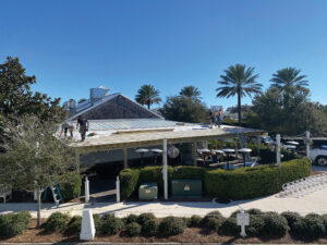 Framer Jacks' Addition To George's At Alys Beach