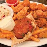 Angry Tuna Iso Seafood Platter