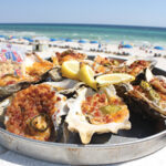 Barefoot Oysters On The Half Shell
