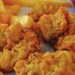 Fried Oysters And Fries