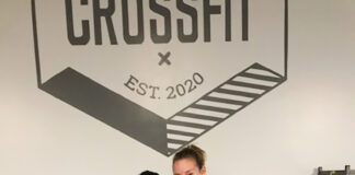 Sally Sparks With Sarah Homestead From Panama City Crossfit