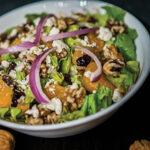 Wicked Wheel Iso Walnut Salad